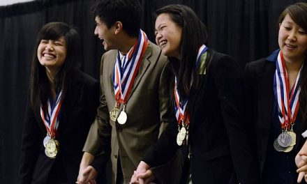Congratulations Granada Hills Charter High School on Winning the State Academic Decathlon!
