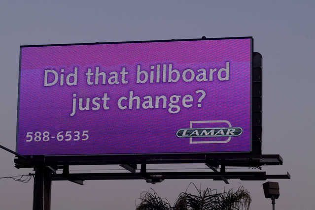 Billboard Working Group – volunteers wanted
