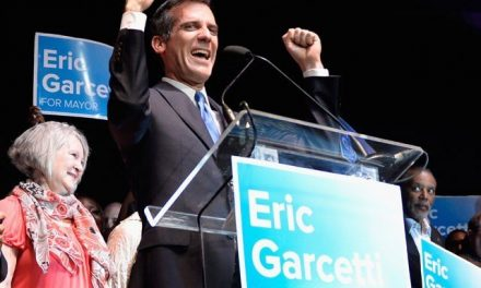 Eric Garcetti Wins Mayor Race, Pot Shop Limit Passes