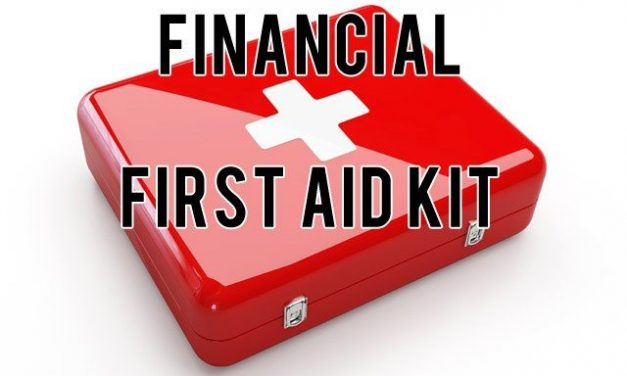Wake-Up Call: Be Prepared for Disaster with a Financial First Aid Kit