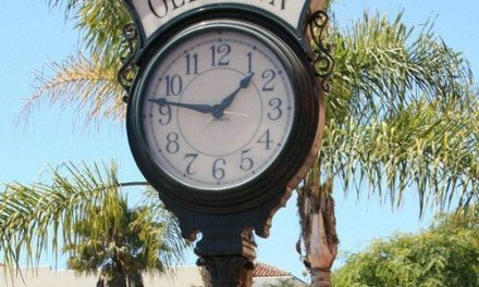 Granada Hills BID Fundraising for New Town Clock