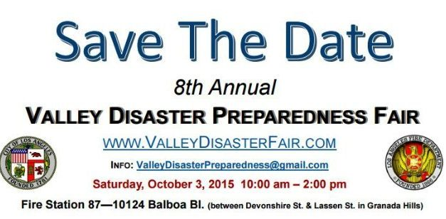 Valley Disaster Preparedness Fair Contest