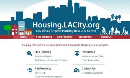 LA County Housing Offers New Web Application