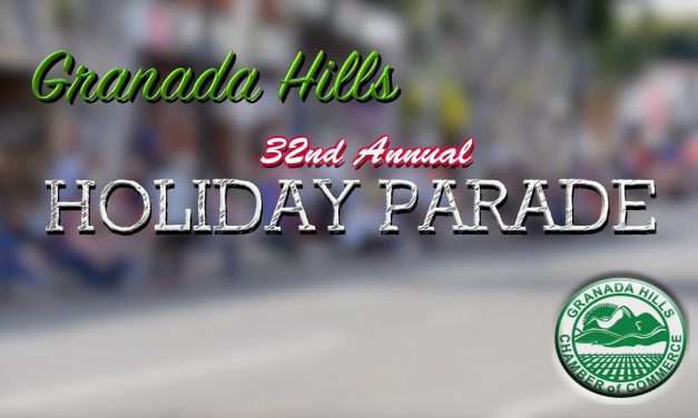 2015 Granada Hills Holiday Parade Video