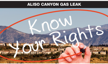 Know Your Rights: Legal Town Hall for Residents Affected by the Aliso Canyon Gas Leak – Feb. 2