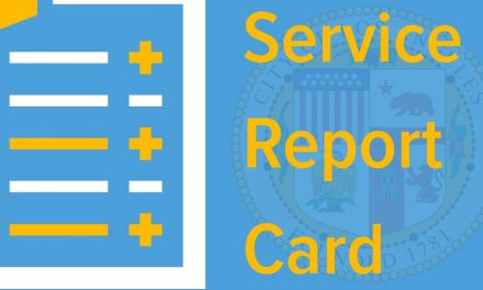 L.A. Budget Advocates' City Services Report Card