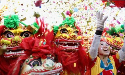 Lunar New Year Celebration on the LA Waterfront