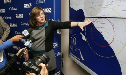 Seismologist, Lucy Jones, to Retire from USGS