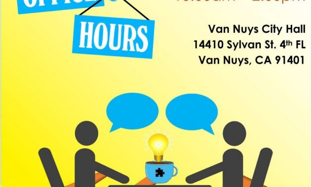Department of Neighborhood Empowerment Office Hours May 20, 2016