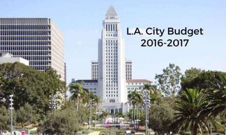 2016-2017 City Budget Emphasizes Improved Services