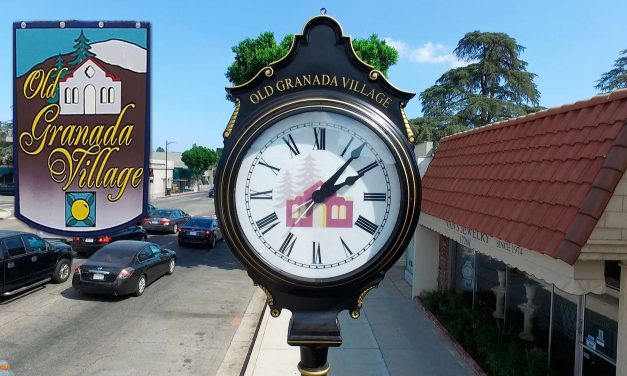 Granada Hills Town Clock Dedication Video