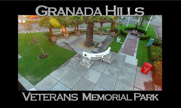 Granada Hills Veterans Memorial Park Video