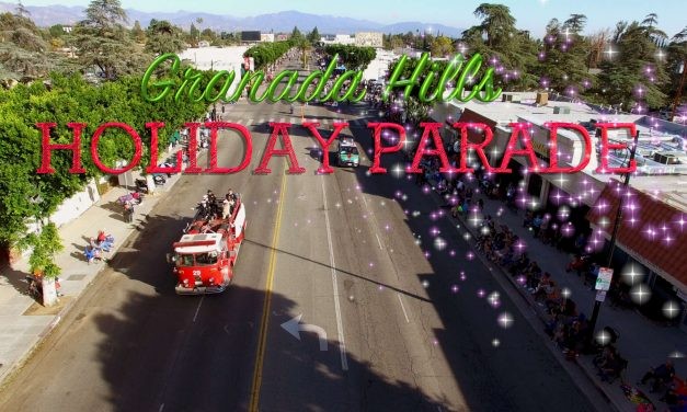 2016 Granada Hills Holiday Parade Video