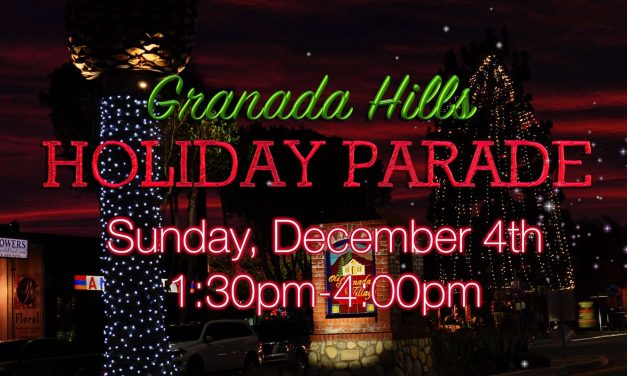 Archived News:2016 Granada Hills Holiday Parade this Sunday