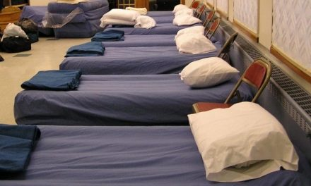 Winter Shelters Are Now Open