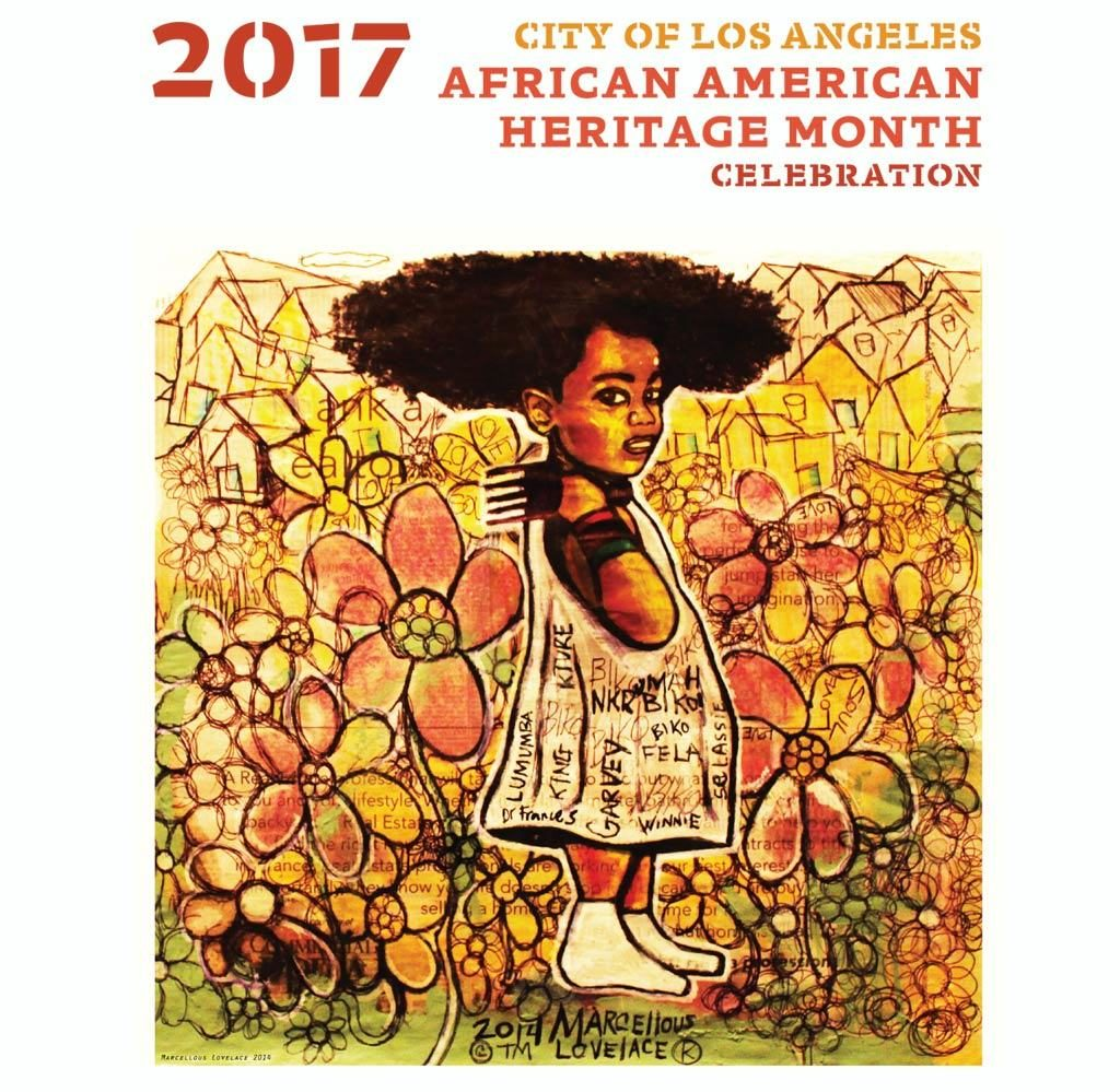 LA Celebrates African American Heritage Month