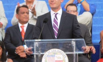 Los Angeles Mayor Garcetti to Address State of City