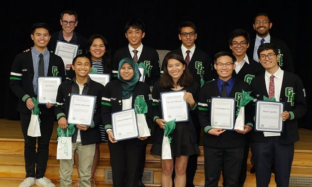 Granada Hills Community Celebrates GHCHS Academic Decathlon Team