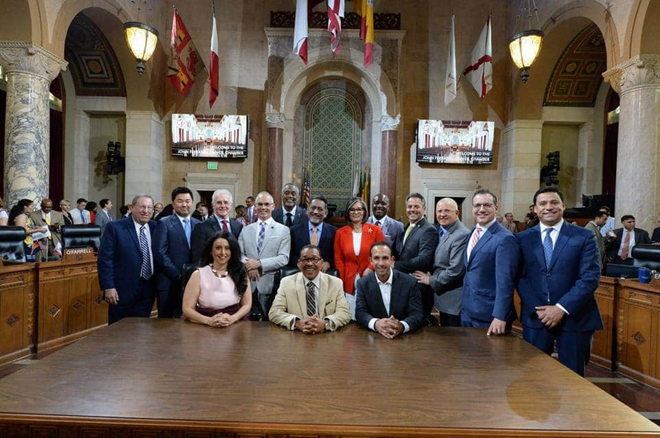 New L.A. City Council Committee Meeting Times