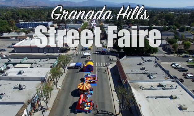 2017 Granada Hills Street Faire Highlight Video