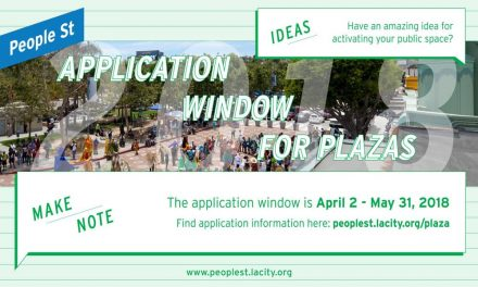 LADOT People St Application Window
