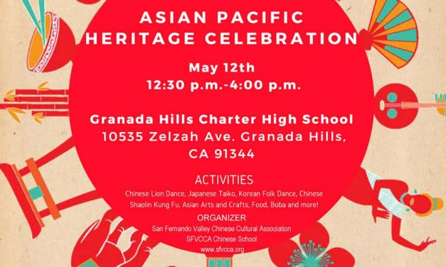 Archived News:Asian Pacific Heritage Celebration 5/12/18