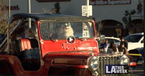 35th Annual Granada Hills Holiday Parade