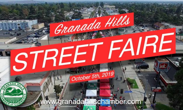 Granada Hills Street Faire – Coming October 5