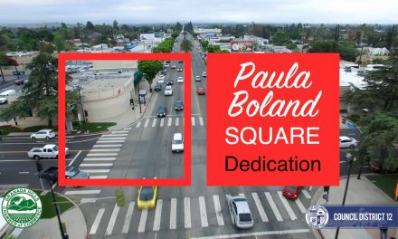 Paula Boland Square Dedication Video