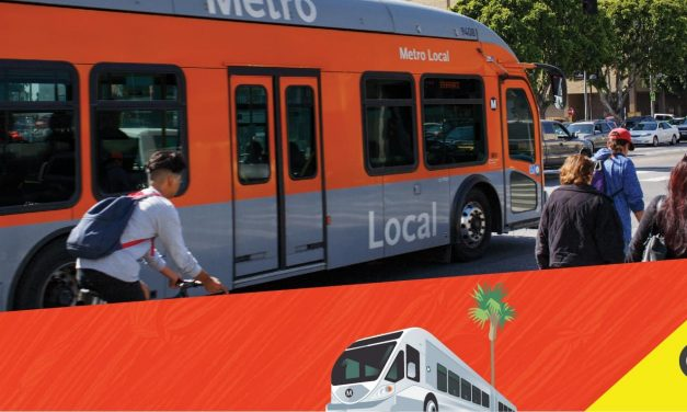North San Fernando Valley Bus Rapid Transit Project Moves Forward with Board Approval