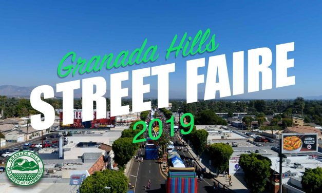 Granada Hills Street Faire Video – October 5, 2019