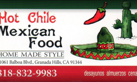 Hot Chile Mexican Food