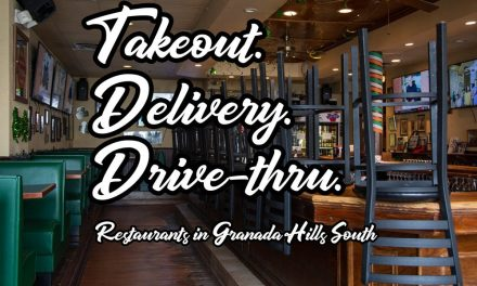 Restaurants in Granada Hills South