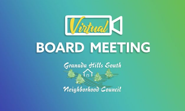 Virtual Board Meeting Thursday, June 4 (via ZOOM)