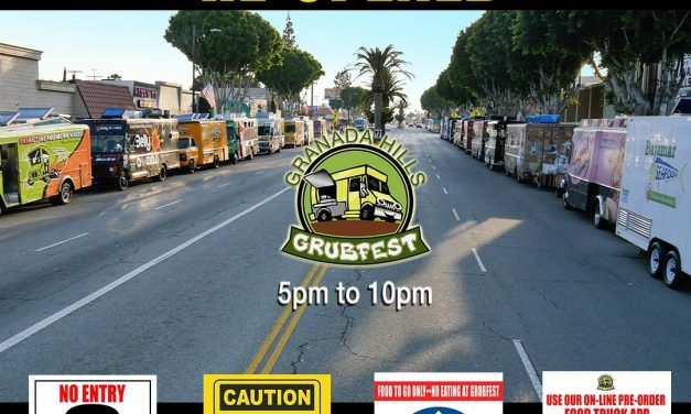 Granada Hills Grubfest is Back!