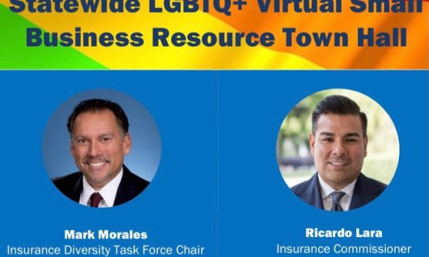 California LGBTQ+ Virtual Small Business Resource Town Hall